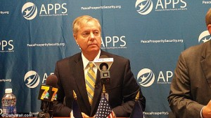 Lindsey Graham Americans for Peace Prosperity and Security