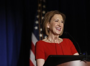 Carly Fiorina at Americans for Peace Prosperity and Security